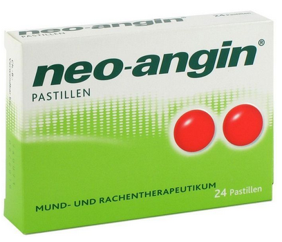 Halstabletten neo-angin